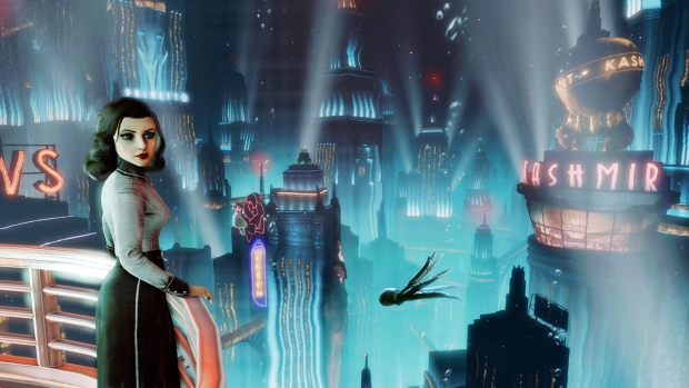 Rapture Online Bioshock Infinites Clash of the Clouds DLC arrives, Burial at Sea announced