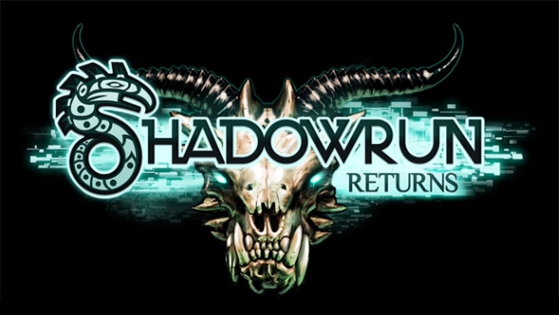 Shadowrun returns logo Shadowrun Returns launch trailer