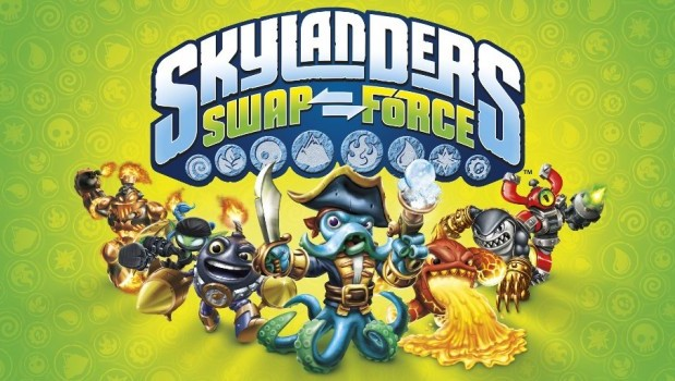 Skylanders SWAP Force KeyArt 1 e1372868570737 Skylanders SWAP Force breaks apart in the best way