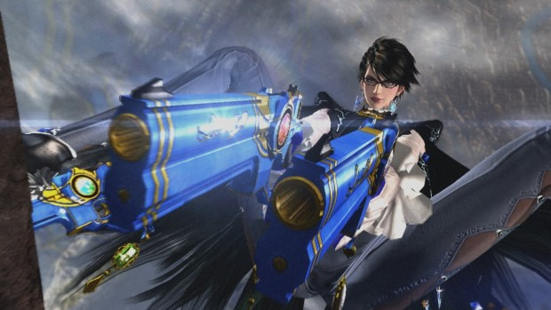 WiiU Bayonetta2 scrn10 E3 e1374603891208 Is Bayonetta 2 going to provide the magic Nintendo needs?