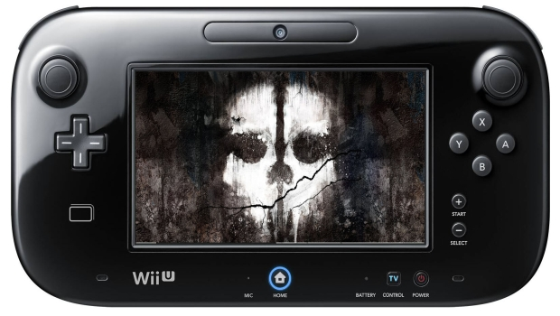 WiiU COD Activision puts six Wii U titles under the tree this holiday season