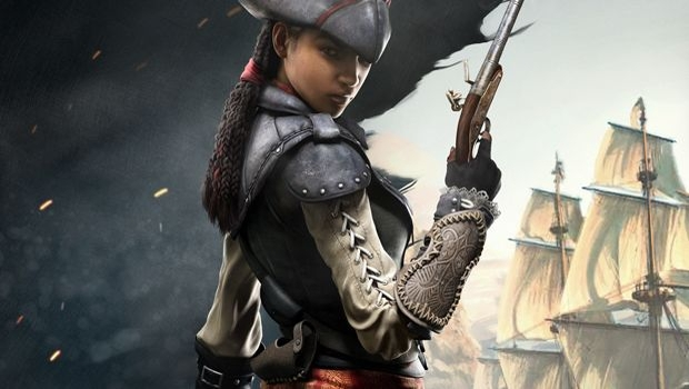 aciv black flag aveline Aveline de Grandpré returns to ACIV exclusive to Sony systems