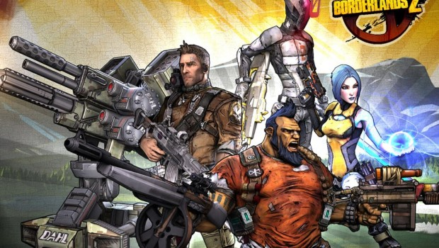 borderlands 2 characters 620x350 Borderlands 2 getting tons more DLC, none of it included in season pass.