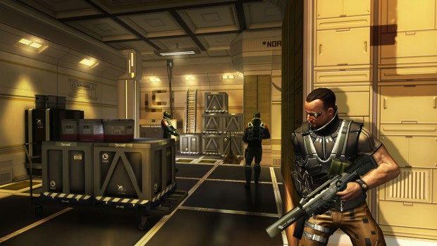 deusexthefall ios 04 e1373482906187 Deus Ex: The Fall is out now, a day earlier than expected