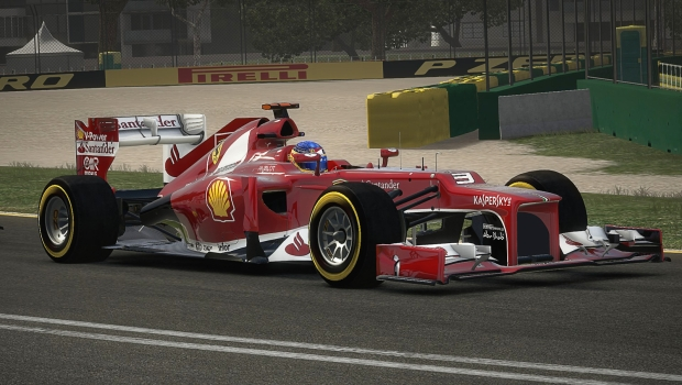 f12013 F1 2013 release date announced with sweet hot lap video