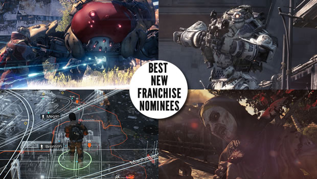 franchise noms Gaming Trends Best of E3 2013  Everything Else