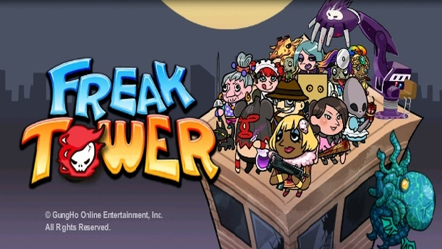 freak tower Freak Tower releases for iOS and Android