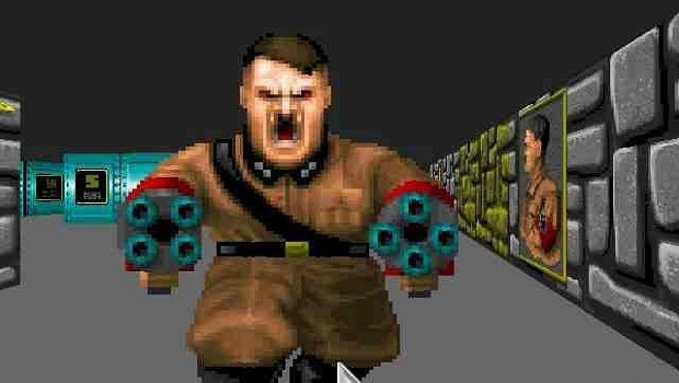 hitler wolfenstein 3d Gaming Trend Podcast 07//30//2012  Wheatons Law