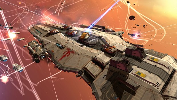 homeworldlead 1 Gearbox considers porting Homeworld to touch devices
