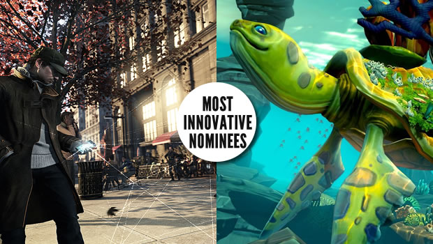 innovative noms Gaming Trends Best of E3 2013  Everything Else