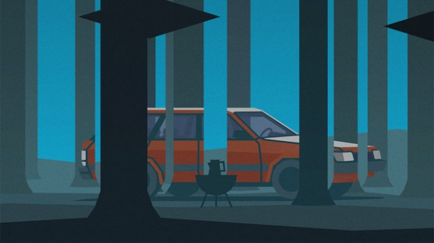 kentucky route zero act 2.0 cinema 640.0 620x348 Bleak indie darling Kentucky Route Zero on sale