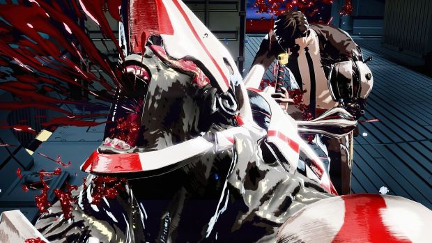 killer is dead Launch date given to Sudas Killer is Dead, bonus items galore