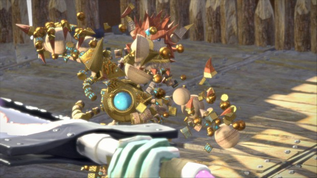 knack screens2 0026 e1373246433292 Falling to pieces at E3   Knack hands on
