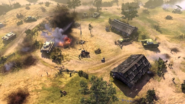 langs Company of Heroes 2 gets Langreskaya map from COH1