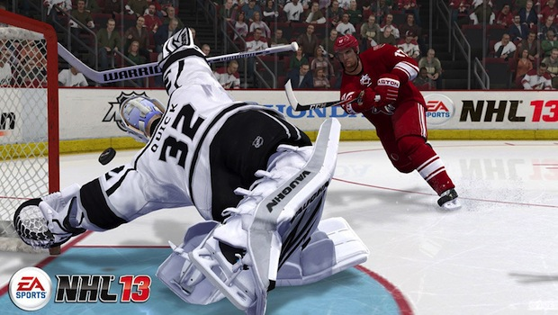 nhl13.02.lg  5 cool games to help you beat the heat this summer (by staying inside to play them with the A/C on)