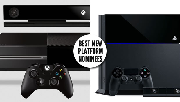 platform noms Gaming Trends Best of E3 2013  Everything Else