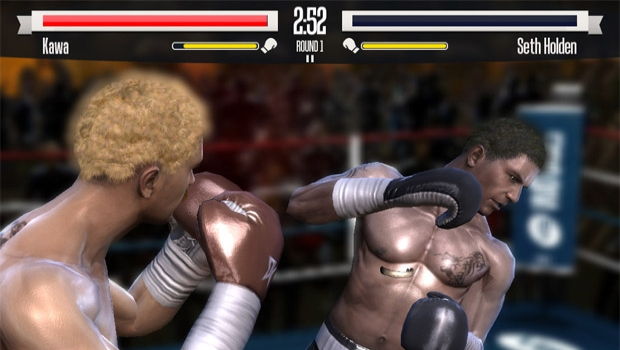 real boxing Real Boxing looks like a knockout in these screens and video