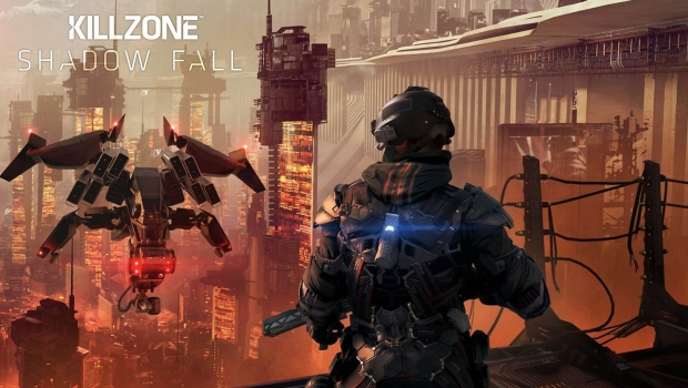 shadow fall Killzone: Shadow Fall gets veteran voice actors, vocap, and video
