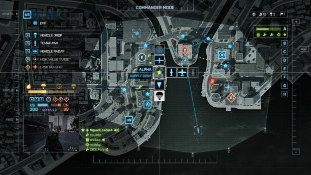 2495728 battlefield 4 commander mode screens Battlefield 4s Commander Mode gets official trailer