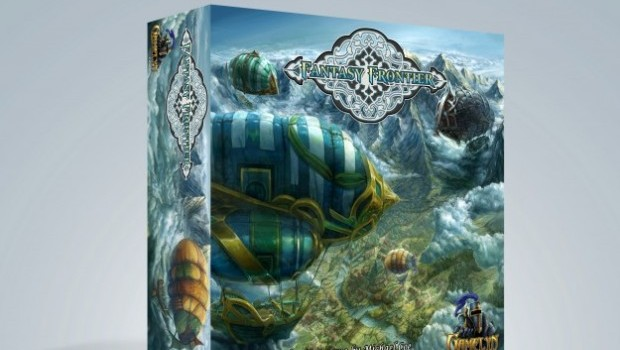 3D Box Art Fantasy Frontier 2 e1377823793253 Join the Fantasy Frontier on Kickstarter now
