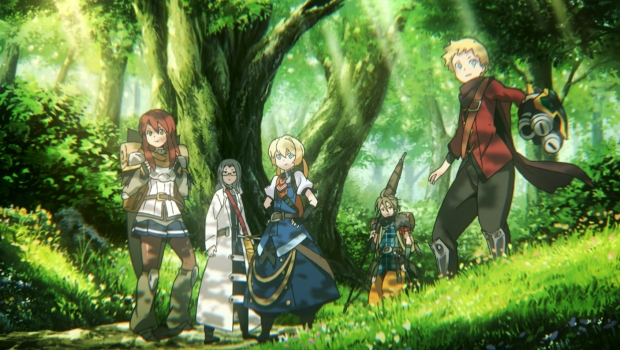 Etrian Odyssey Untold The Millennium Girl Etrian Odyssey Untold: The Millennium Girl screens and story trailer