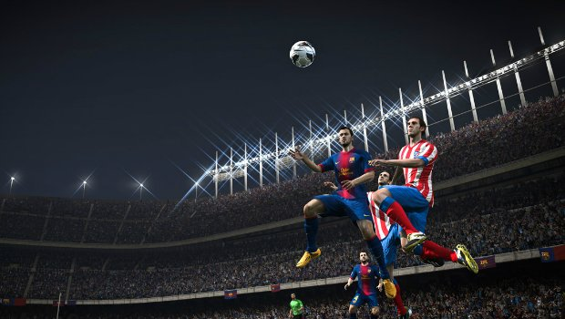FIFAnextgenlead 1 FIFA 14s next gen graphics showcased in new gameplay trailer