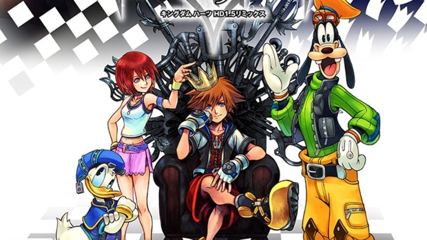 KH box New Kingdom Hearts HD 1.5 ReMIX trailer unveiled