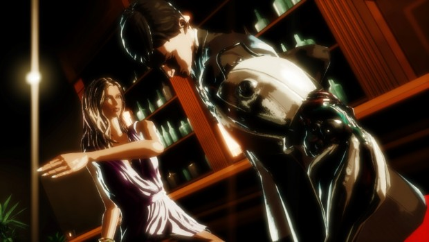 KID lead in e1377577720418 I feel dirty    Killer Is Dead review