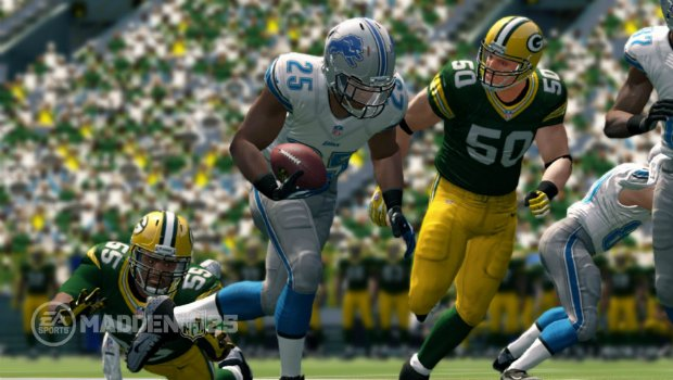 MADDENlead 1 Running free and strong as ever    Madden NFL 25 review