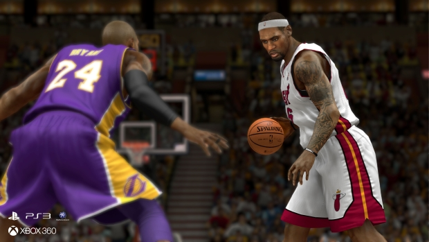 NBA2K14 2 Want a full list of new features in NBA 2K14? We got the hookup