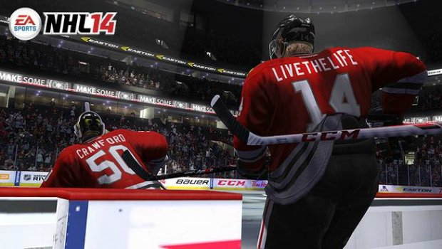 NHLnewslead 1 Live the life (on and off the ice) in NHL 14