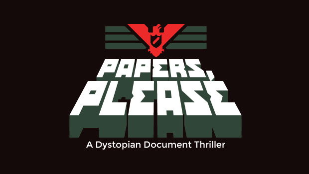 Paper please Dystopian detective document  diversion debuts 8/8