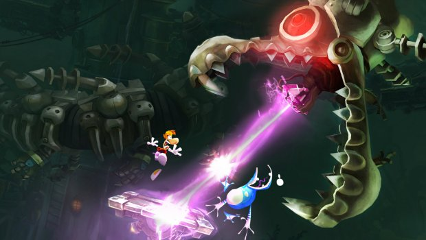 RAYMANlead 1 New screenshots released for Rayman Legends
