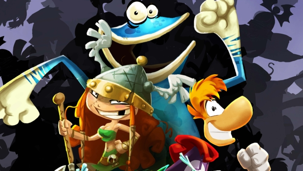 RaymanLegends Rayman Legends launch trailer lifted up by happy lums