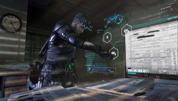 SCB Image InaugScreen 4 Tom Clancy's Splinter Cell Blacklist   Blacklist 101 trailer