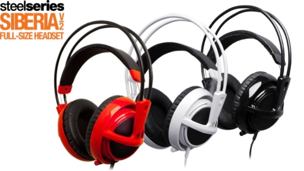 SteelSeries Siberia V2 SteelSeries Siberia V2 and SteelSeries Diablo III Headset review