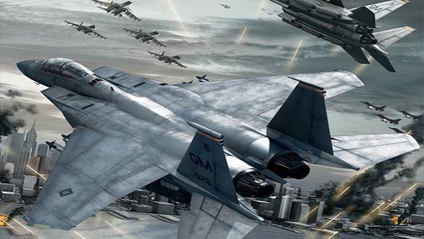 acecombat F2P Ace Combat Infinity gets teased with a second trailer