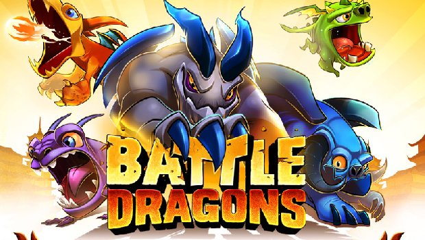 battledraglead 1 Battle Dragons blazes onto the App Store offering realtime combat, pvp