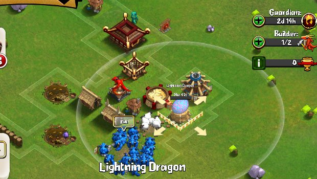 battledragonlead1 1 Giving cuteness a flamethrower   Battle Dragons initial impressions