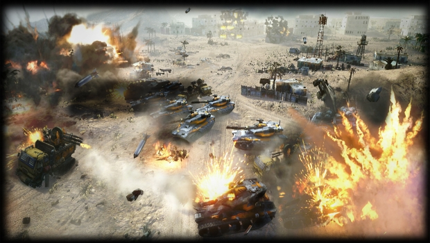 cnc Command & Conquer gets single player missions