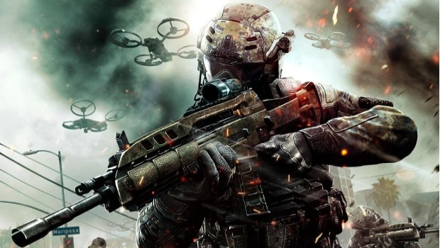 codapoc Call of Duty: Black Ops II Apocalypse behind the scenes video