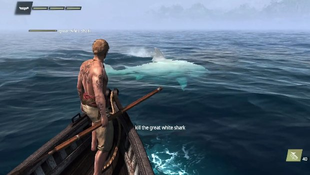 creedlead 1 Assassins Creed IV doesnt just have an ocean   it has a big, BIG ocean