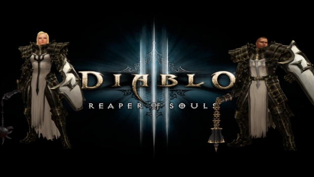 d3 Diablo III: Reaper of Souls opening cinematic is phenomenal