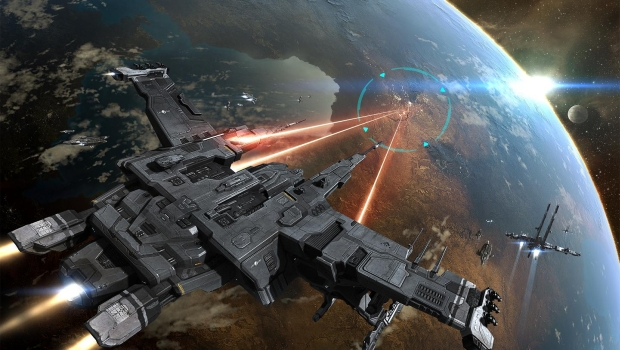 dust514  CCP announces VR space combat title EVE Valkyrie