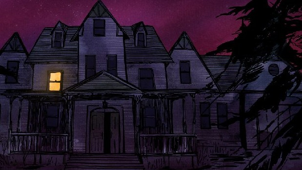 gone home 1 e1376534792170 The things they carried    Gone Home review