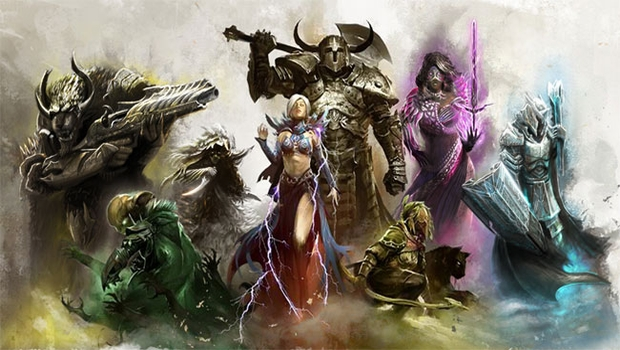 gw2 Guild Wars 2 declared fastest selling MMO in history, free trial scheduled