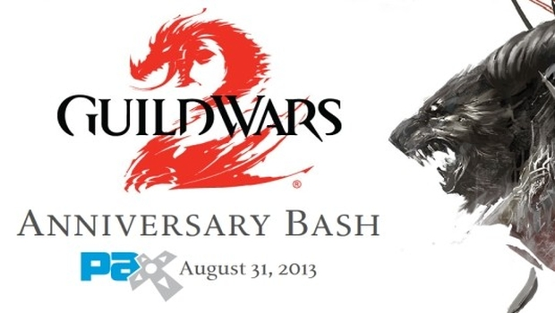 gw22 Guild Wars 2 celebrates their first year