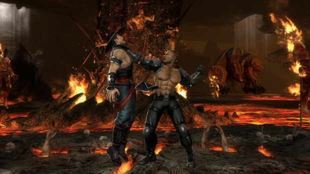 header Kombat begins again!    Mortal Kombat Komplete Edition review