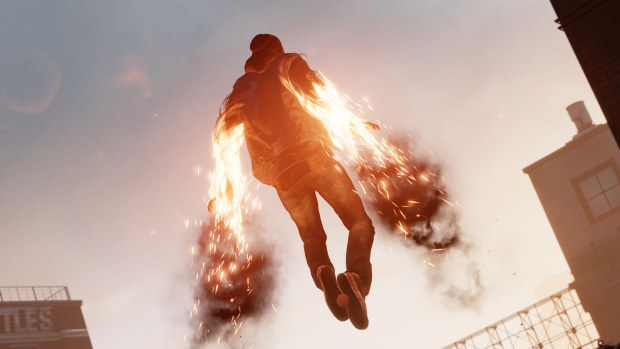 infamous second son 2 Not just smoke and mirrors   check out the new Second Son trailer!