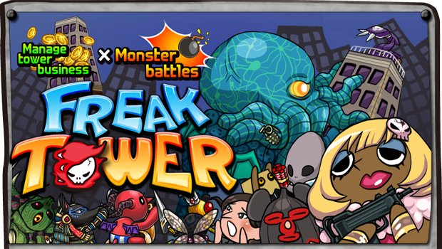lead in 1 Freaks rejoice   Freak Tower review